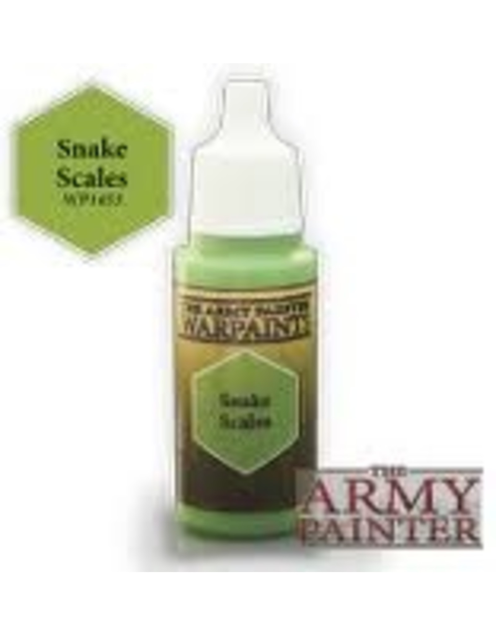 Army Painter Army Painter: Snake Scales