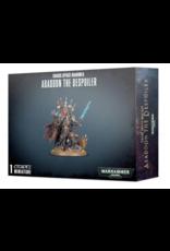 Warhammer 40K Chaos Space Marines: Abaddon the Despoiler