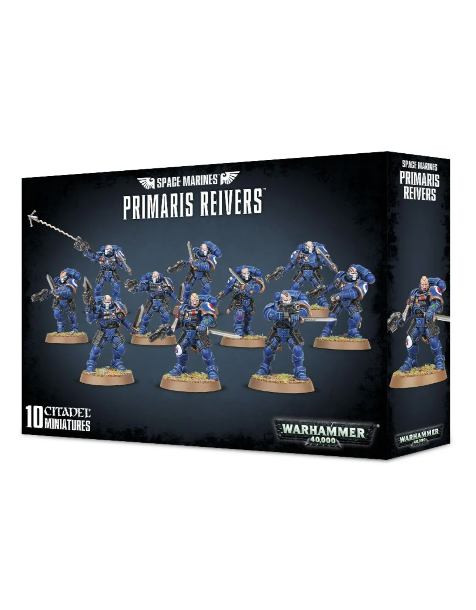 Warhammer 40K Space Marines Primaris Reivers
