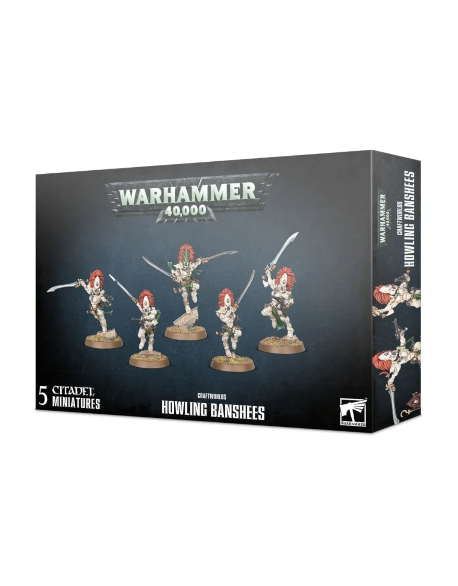 Warhammer 40K Craftworlds Howling Banshees