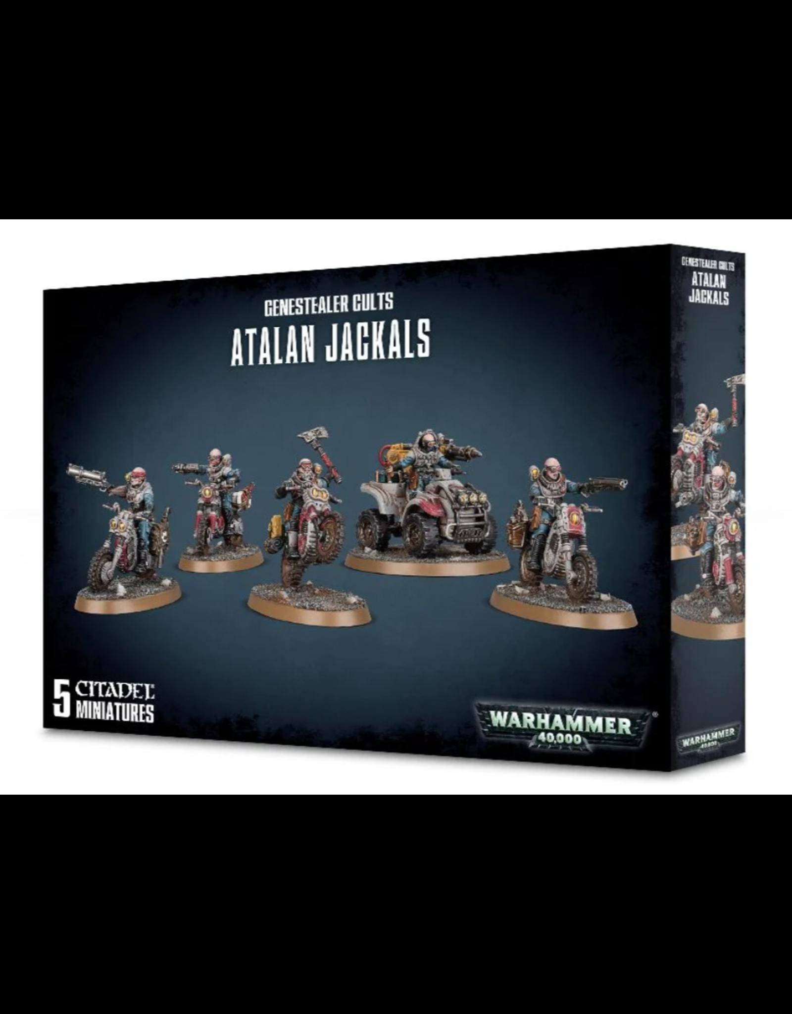 Warhammer 40K Genestealer Cults Atalan Jackals