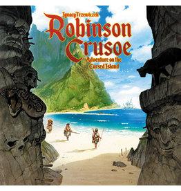 Z-Man Games Robinson Crusoe 2nd Edition