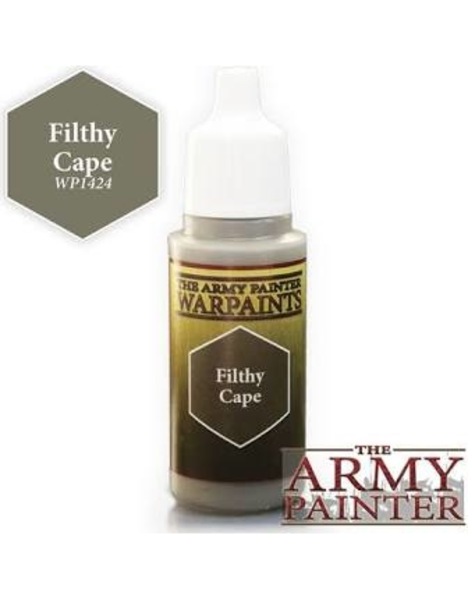 Army Painter Army Painter: Filthy Cape