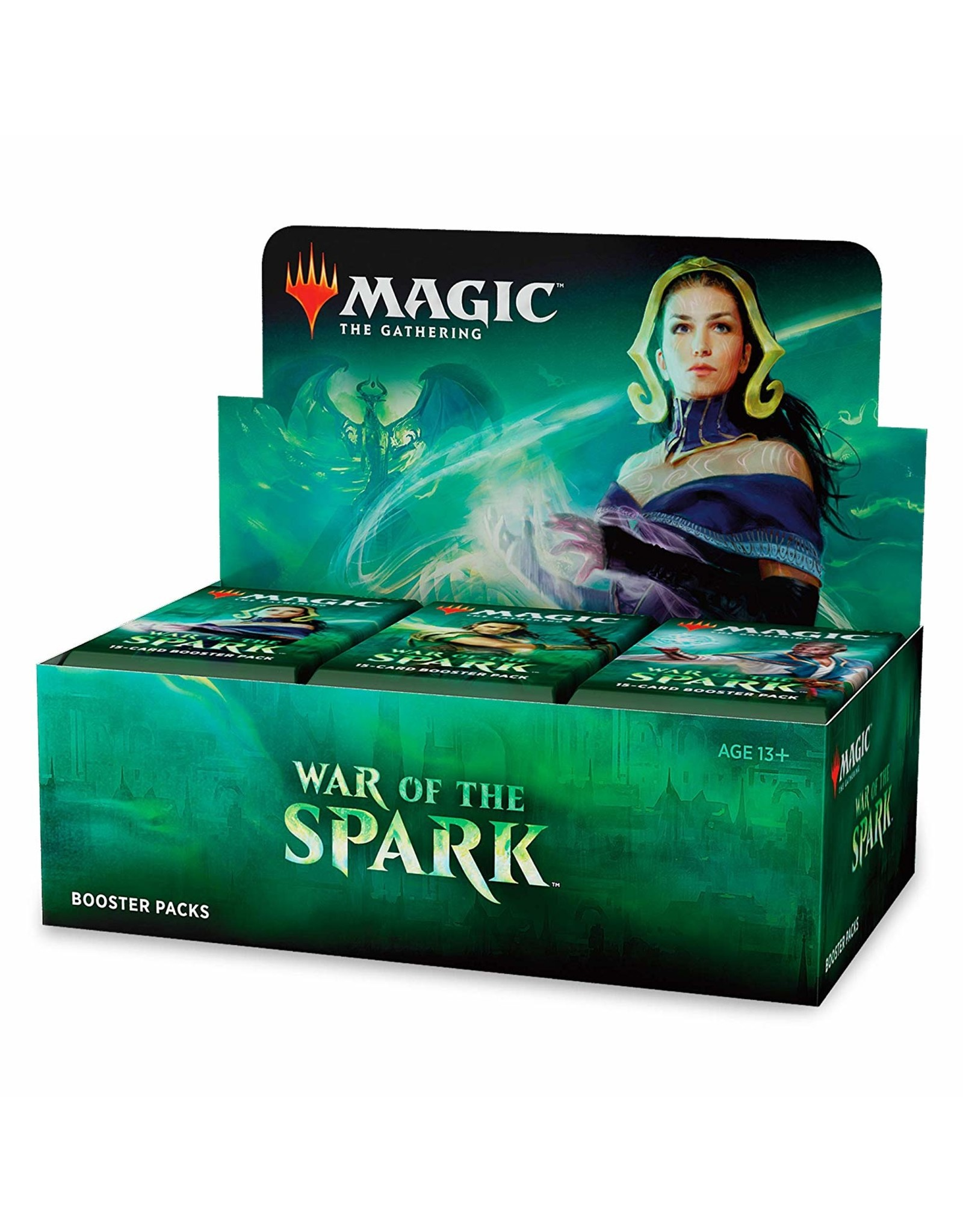 Magic MtG: War of the Spark Booster Box