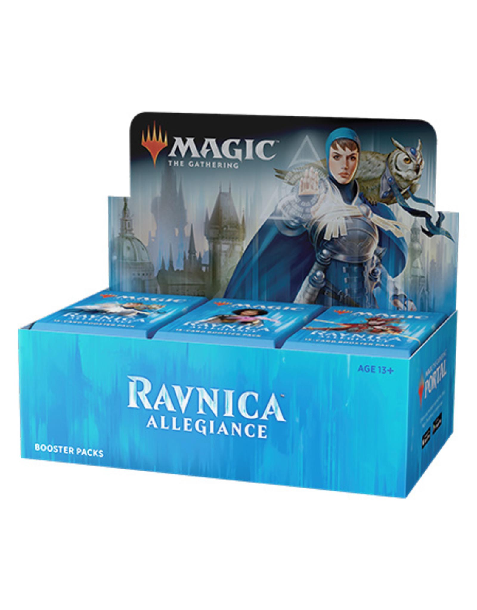 Magic MtG: Ravnica Allegiance Booster Box