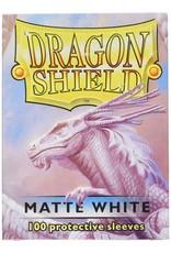 Dragon Shield: (100) Matte White