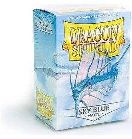 Fantasy Flight Games Dragon Shield: (100) Matte Sky Blue