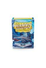 Dragon Shield: (100) Matte Blue