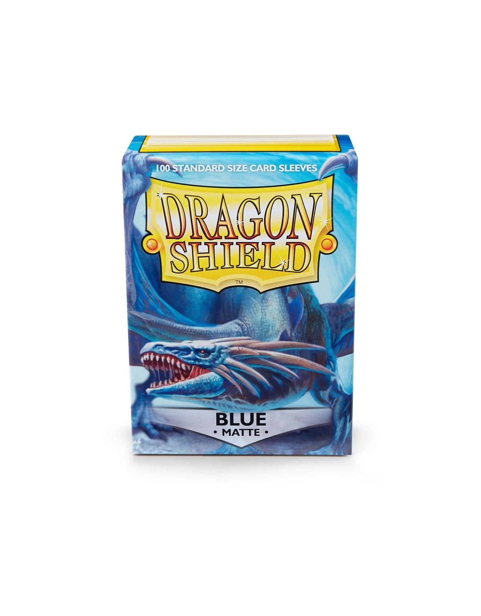 Fantasy Flight Games Dragon Shield: (100) Matte Blue