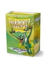 Dragon Shield: (100) Matte Apple Green