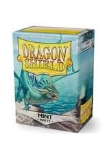 Dragon Shield: (100) Matte Mint