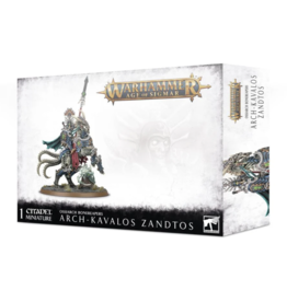 Age of Sigmar Arch-Kavalos Zandtos Dark Lance of