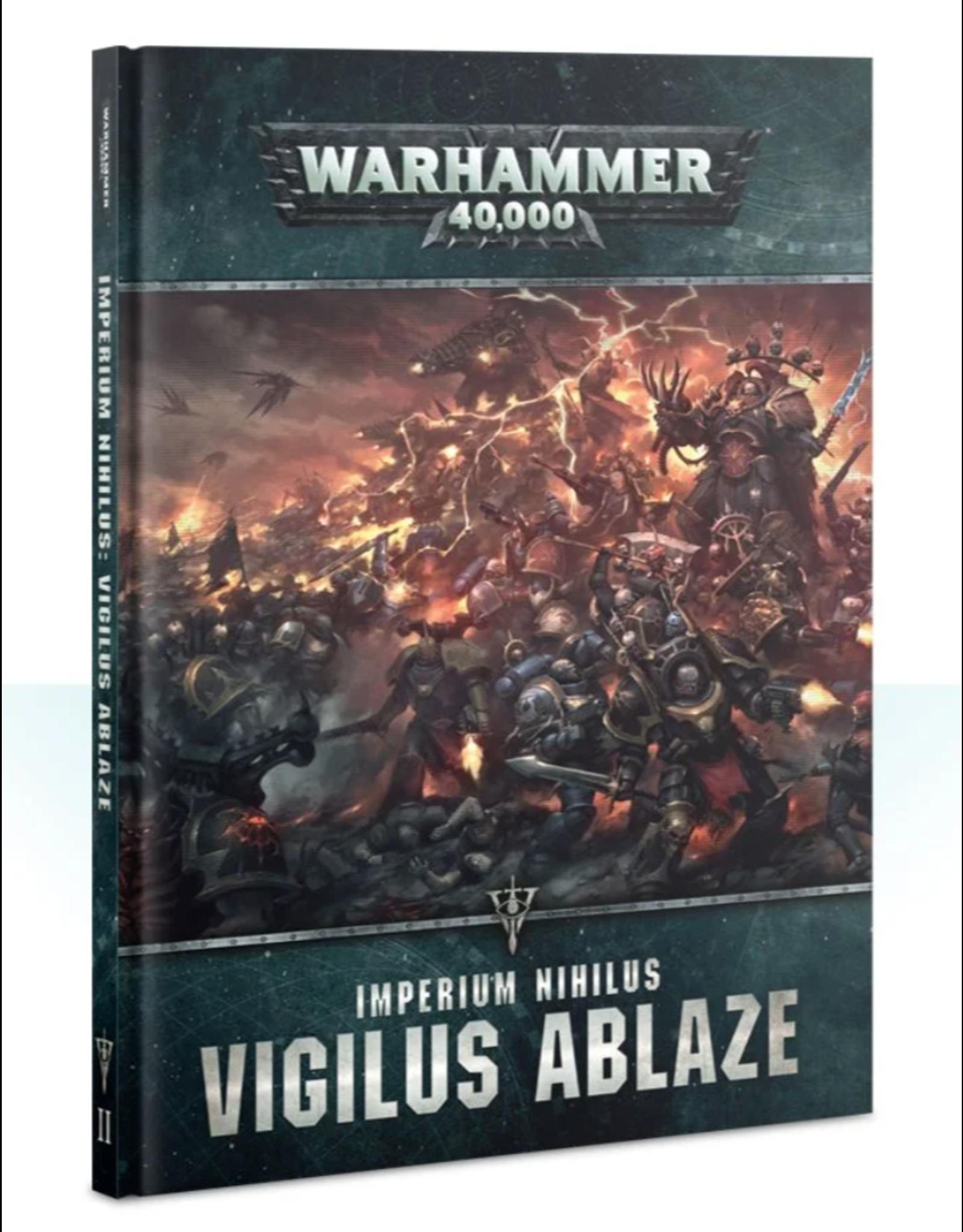 Warhammer 40K Imperium Nihilus: Vigilus Ablaze
