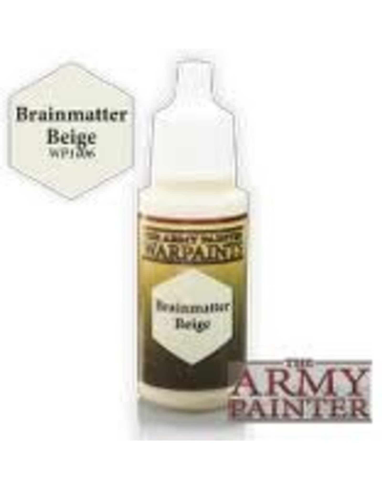 Army Painter Army Painter: Brainmatter Beige