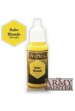 Army Painter Army Painter: Babe Blonde