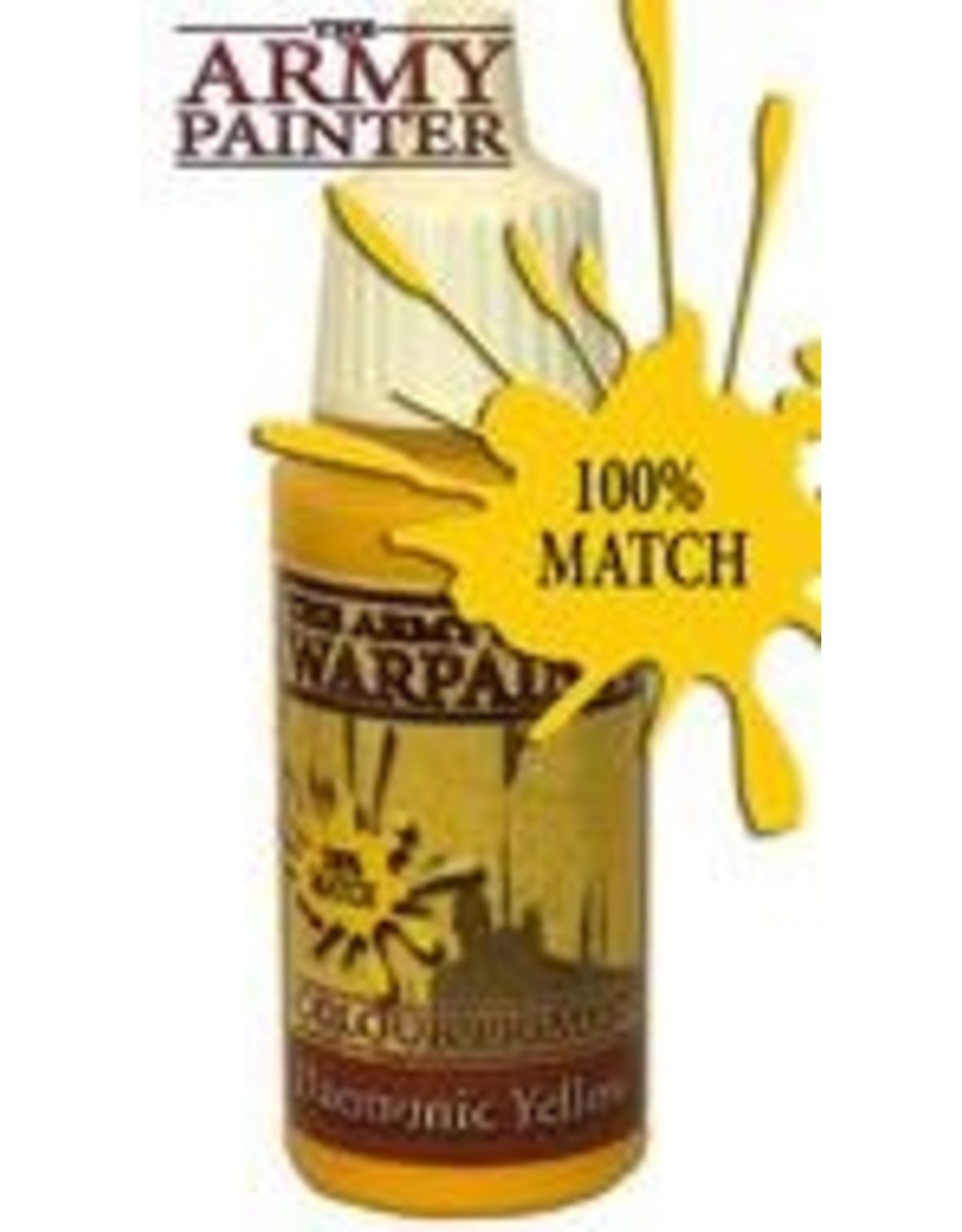 Army Painter Army Painter: Daemonic Yellow