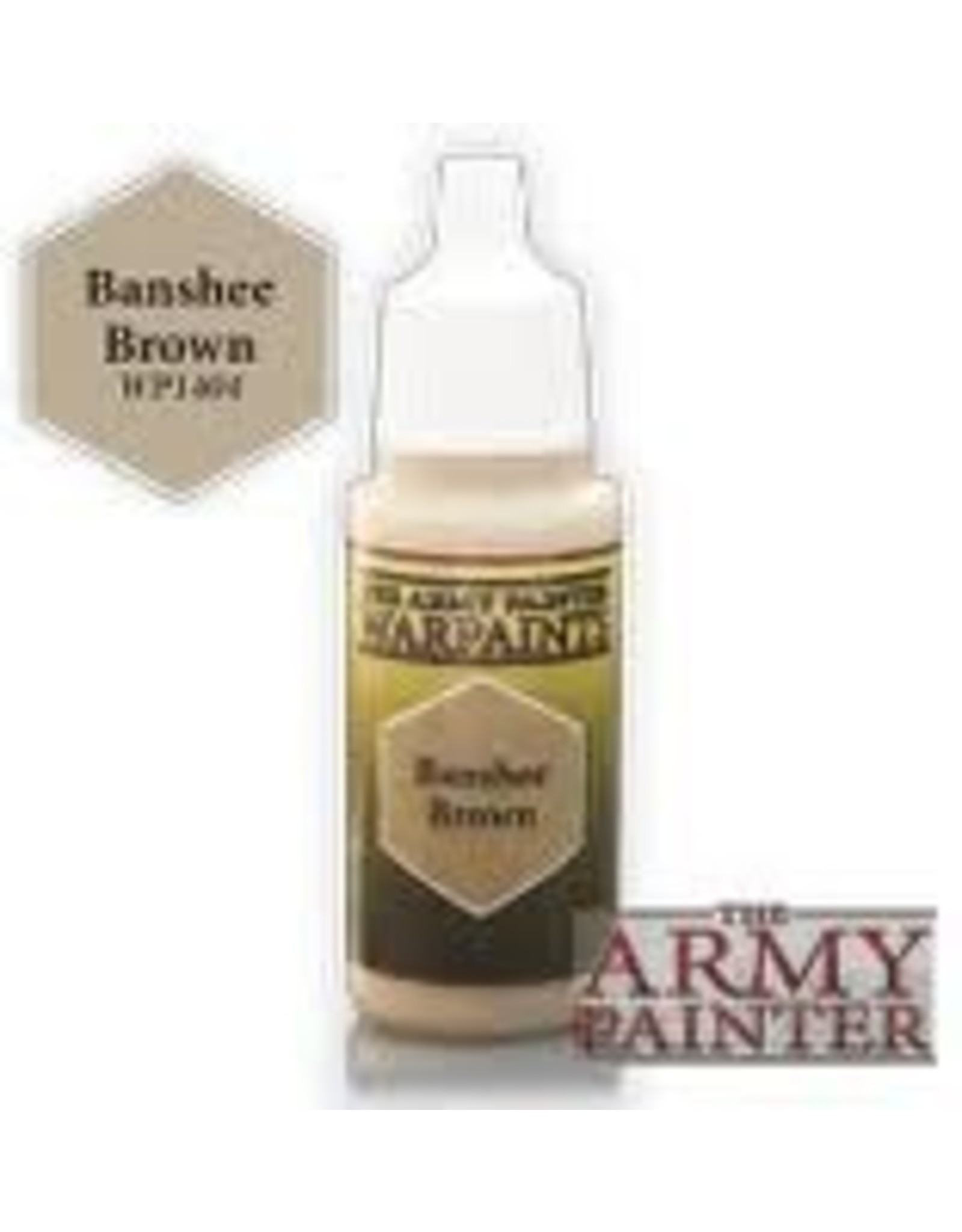 Army Painter Army Painter: Banshee Brown