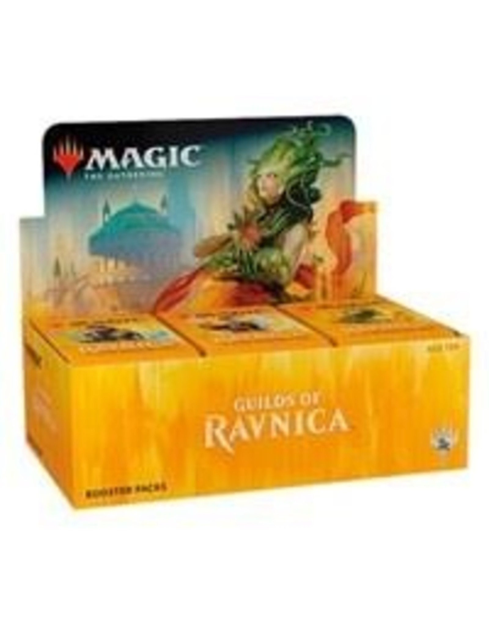 Magic MtG: Guilds of Ravnica Booster Box