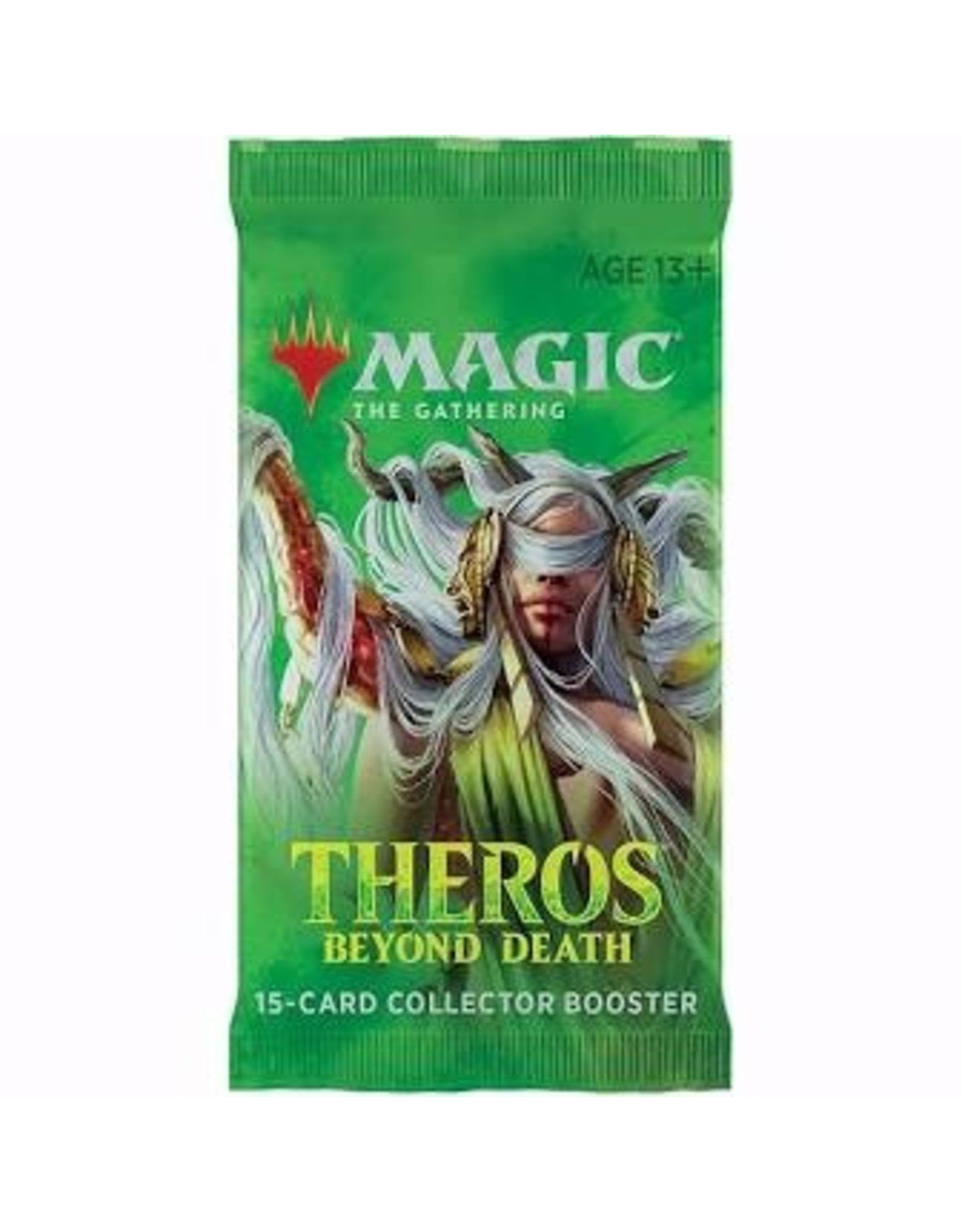 Magic MTG: Theros Beyond Death Collector Booster