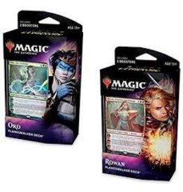 Magic MTG Throne of Eldraine PW Dk