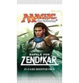 Magic MTG: Magic Battle for Zendikar Booster Pack