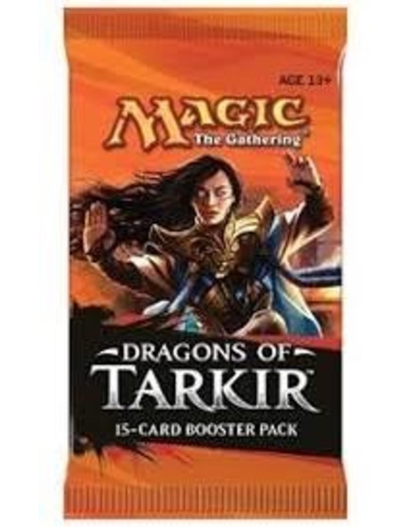 Magic MTG: Dragons of Tarkir Booster Pack