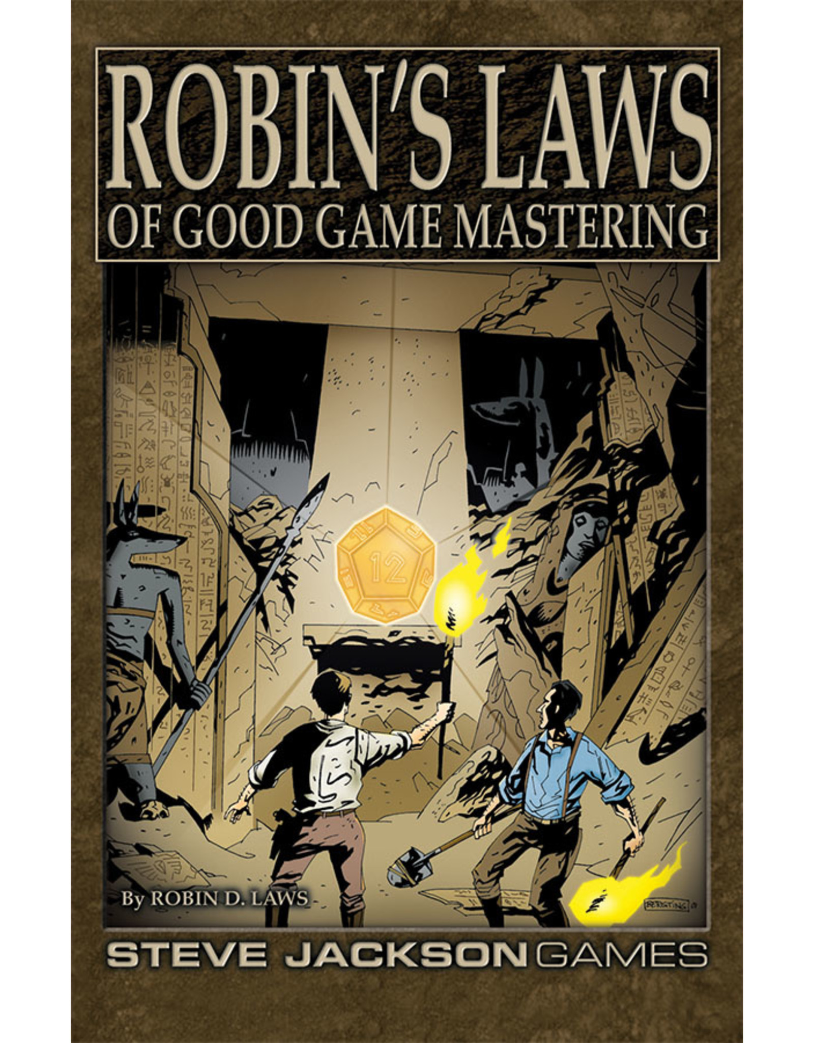 Role Playing Robin's Laws Of Good Game Mastering