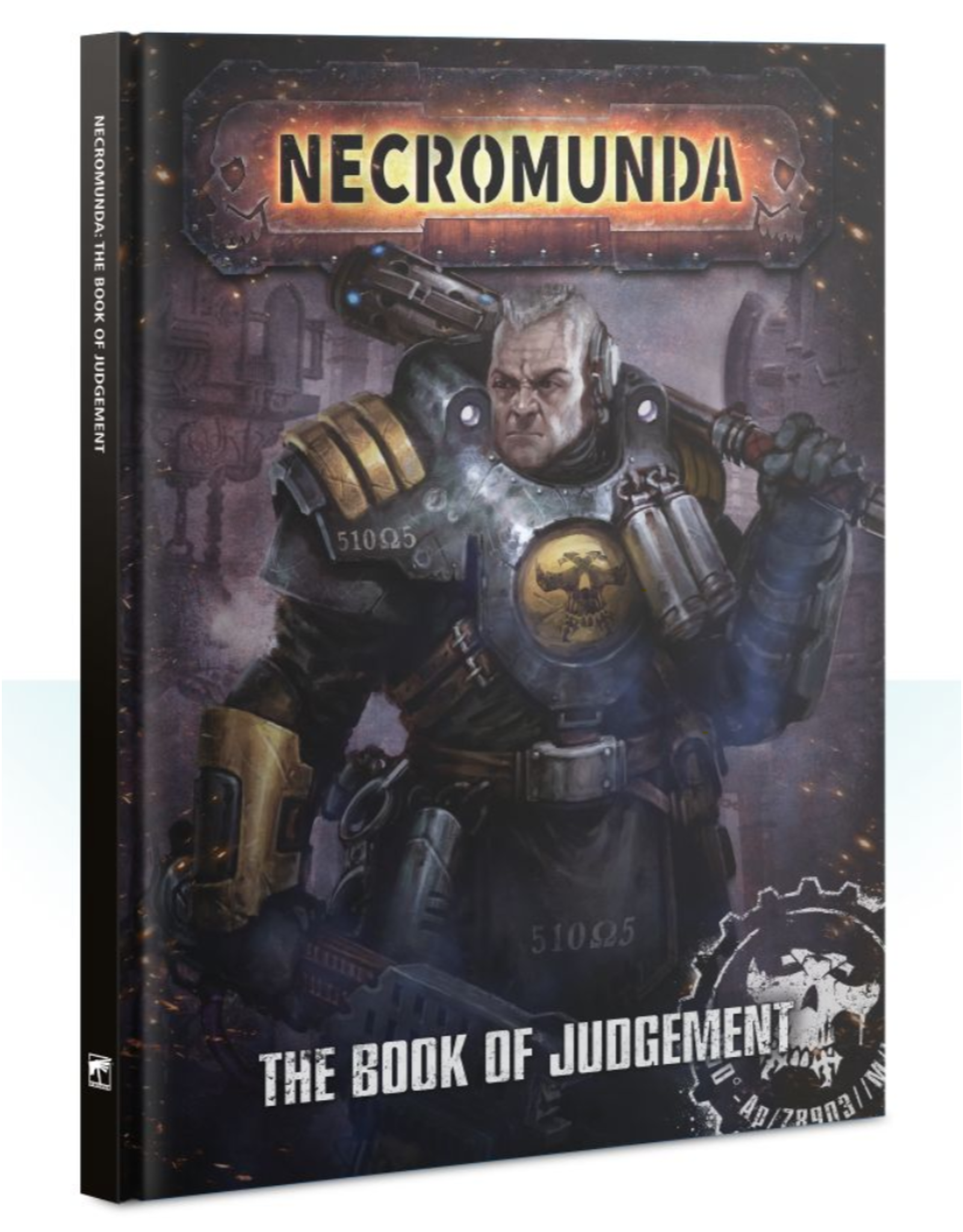 Necromunda Necromunda: The Book of Judgement