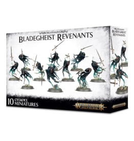 Age of Sigmar Bladegheist Revenants