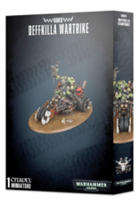 Warhammer 40K Ork Deffkilla Wartrike