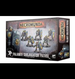 Necromunda Necromunda: Palanite Enforcer Patrol