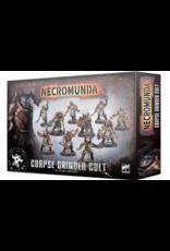Tactical Miniature Games Necromunda: Corpse Grinder Cult
