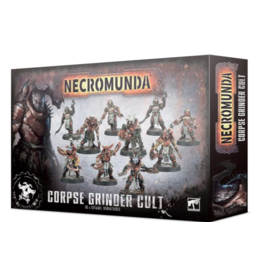 Tactical Miniature Games Necromunda: Corpse Grinder Cult