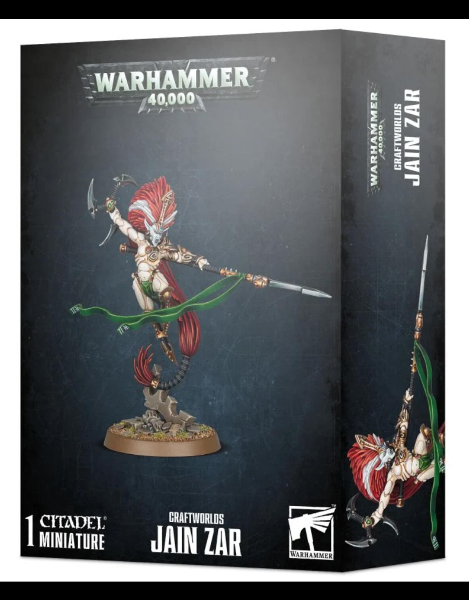 Warhammer 40K Craftworlds Jain Zar