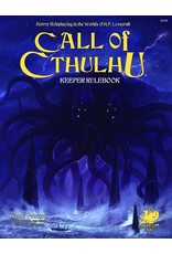 Role Playing Call of Cthulhu 7th Ed