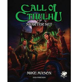 Role Playing Call of Cthulhu: Starter Set