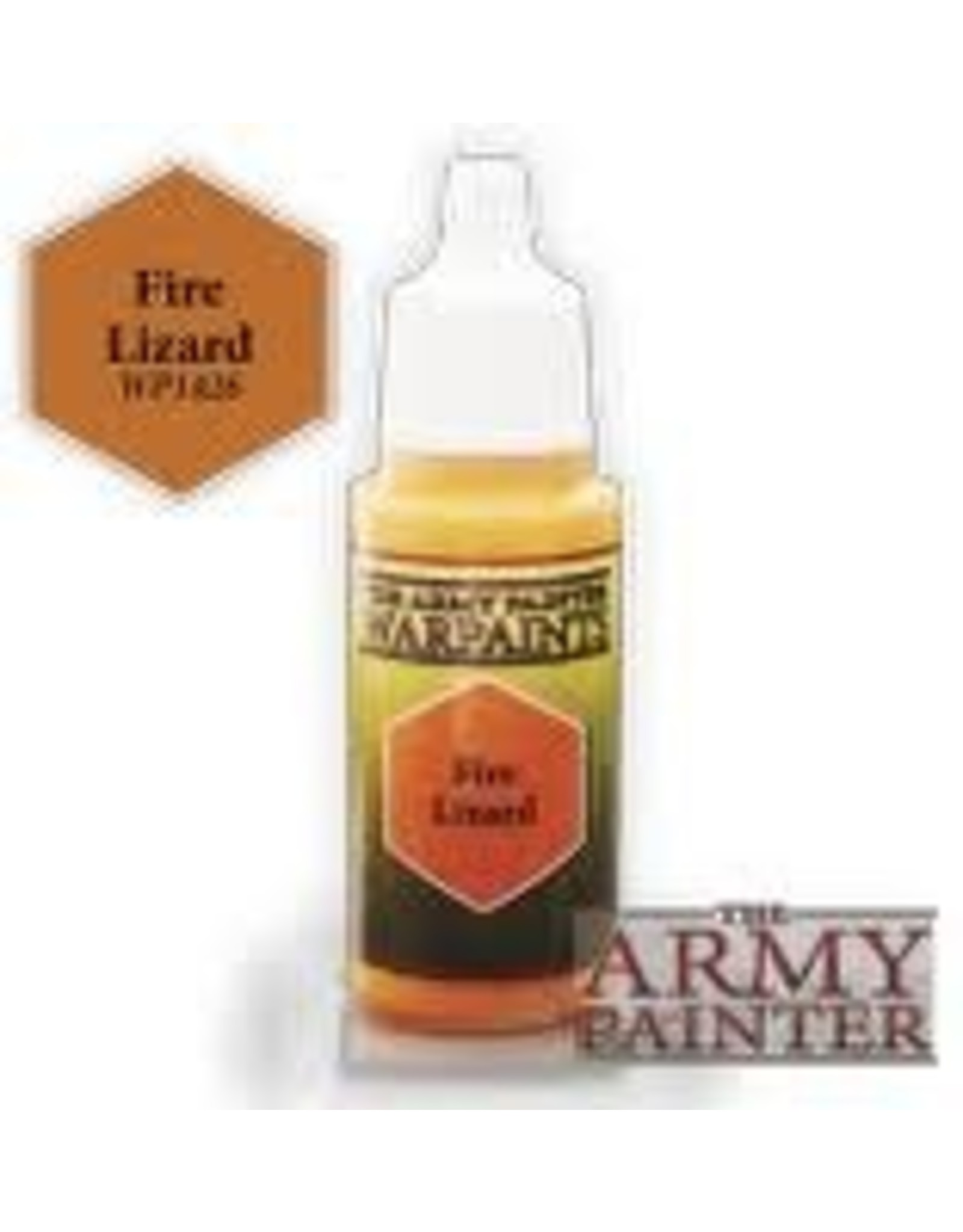Army Painter Army Painter: Fire Lizard