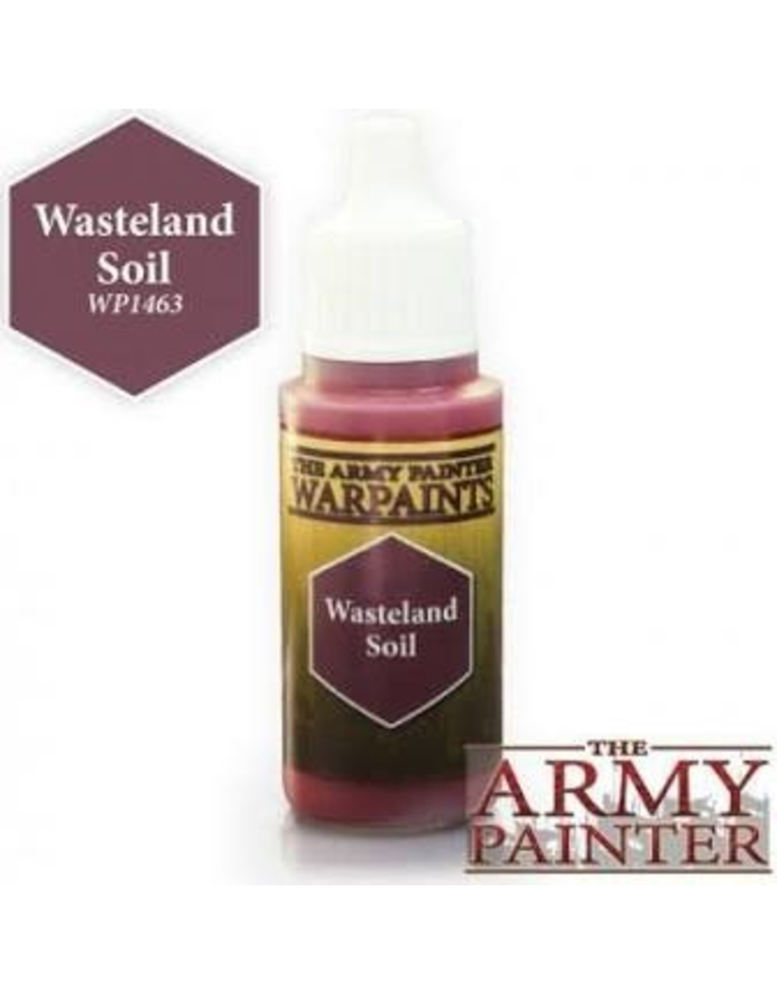 Army Painter Army Painter: Wasteland Soil