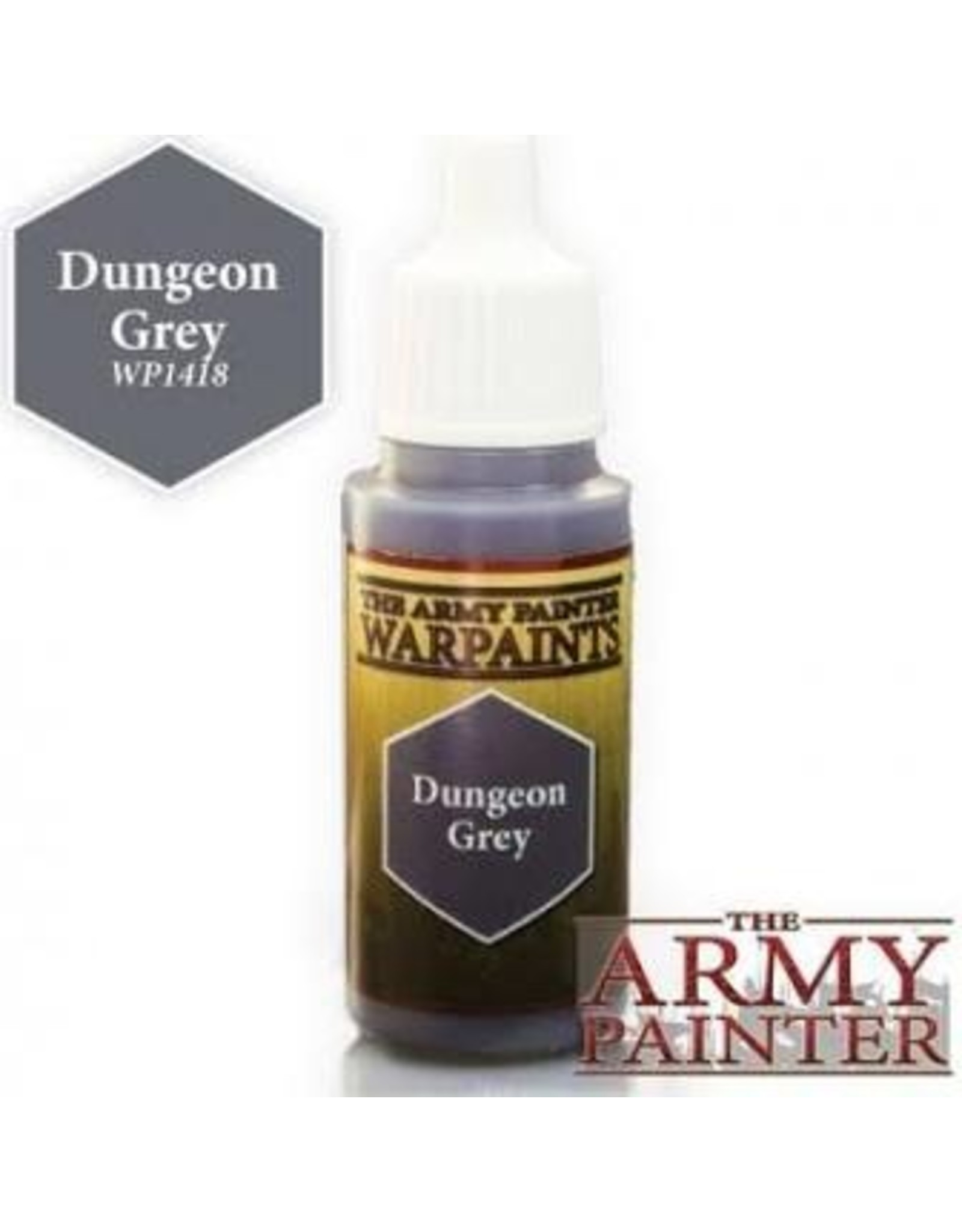 Army Painter Army Painter: Dungeon Grey