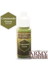 Army Painter Army Painter: Commando Green
