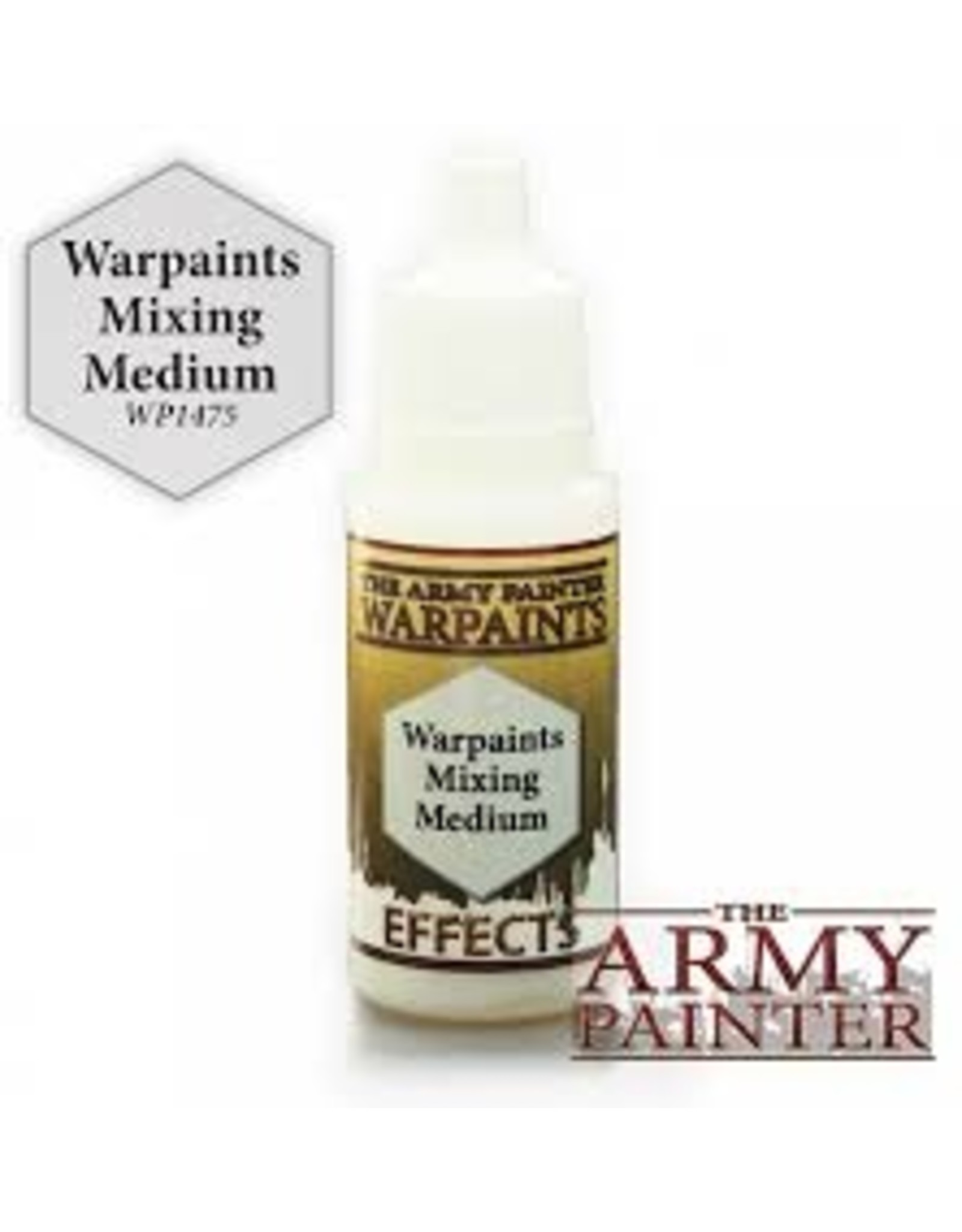 Army Painter Army Painter Effects: Warpaints Mixing Medium