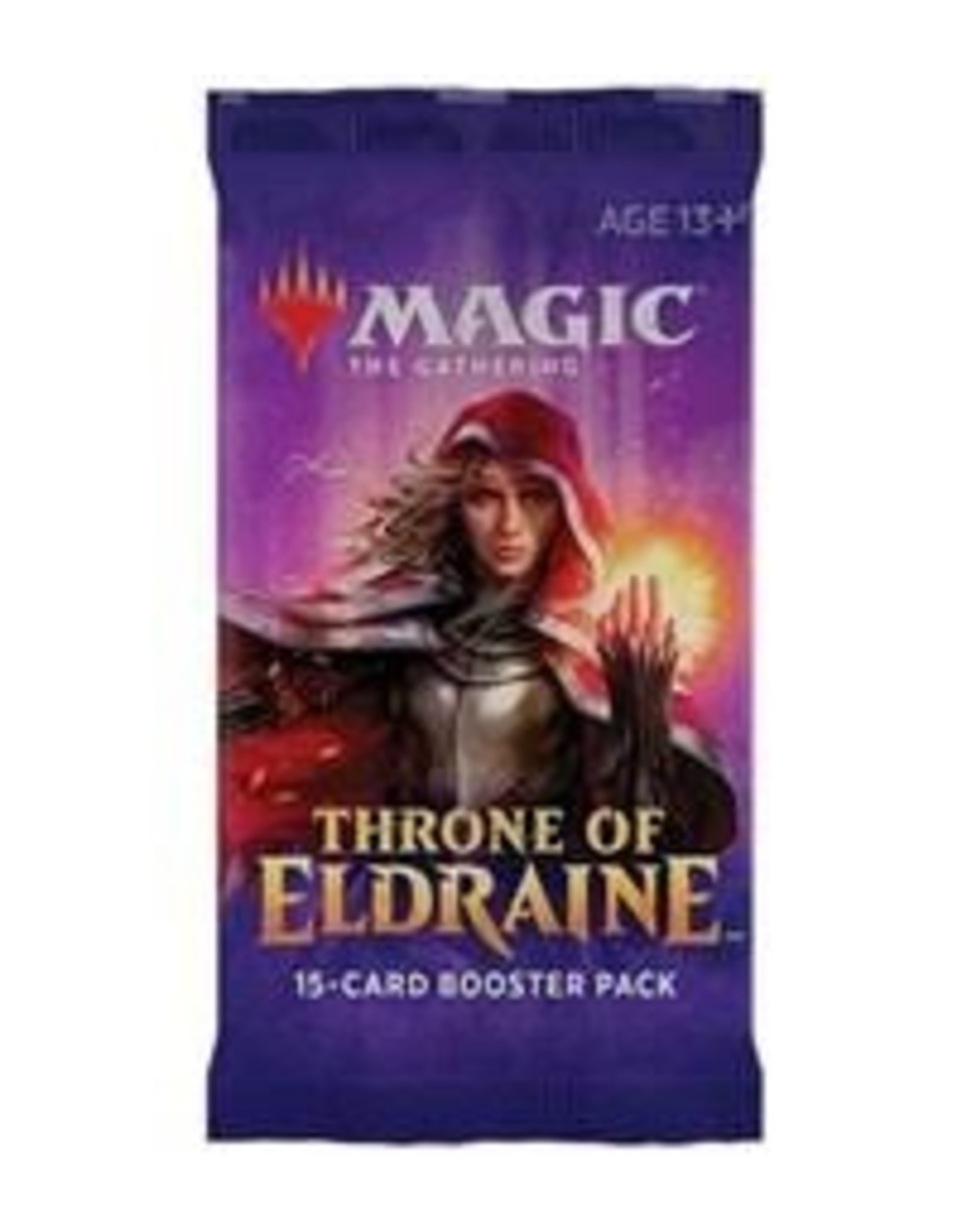 Magic MTG: Throne of Eldraine Booster Pack