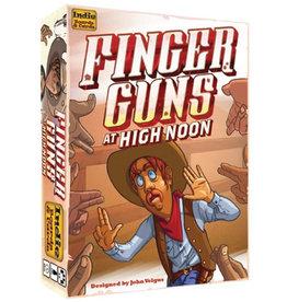 Indie Finger Guns at High Noon