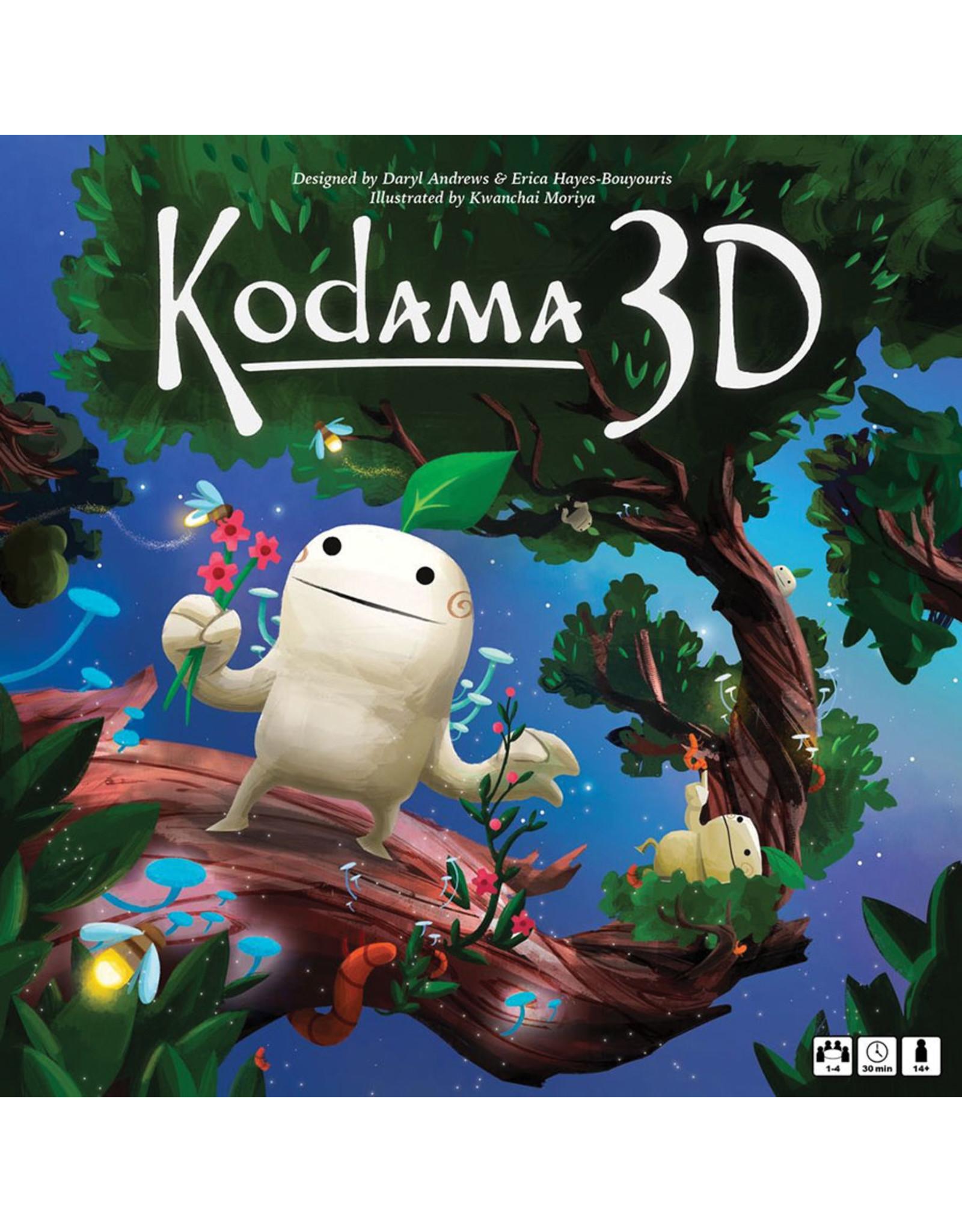 Indie Kodama 3D