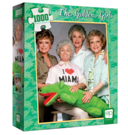 USAopoly Puzzle: The Golden Girls 1000 pc