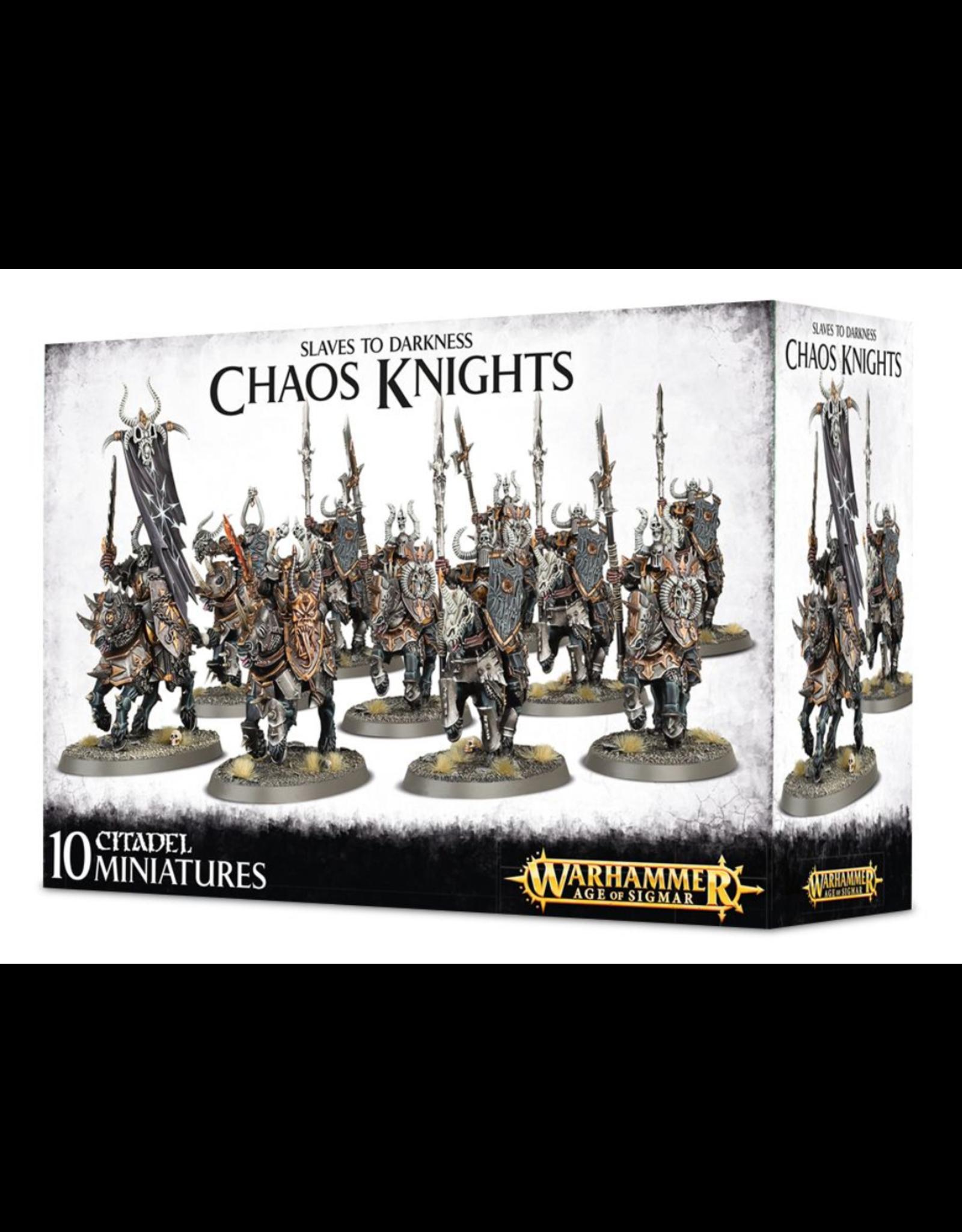Warhammer 40K Chaos Knights Codex