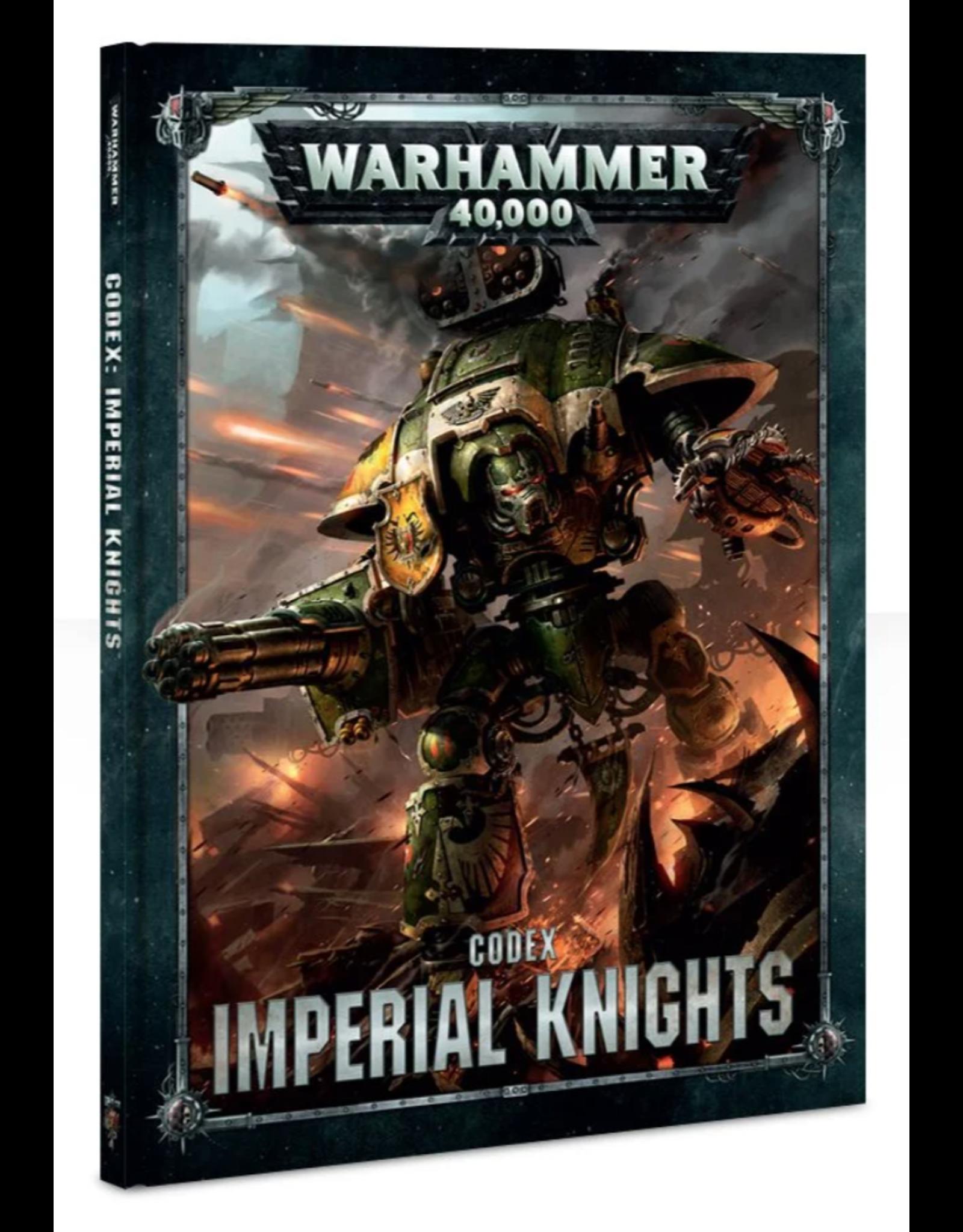 Warhammer 40K Codex: Imperial Knights