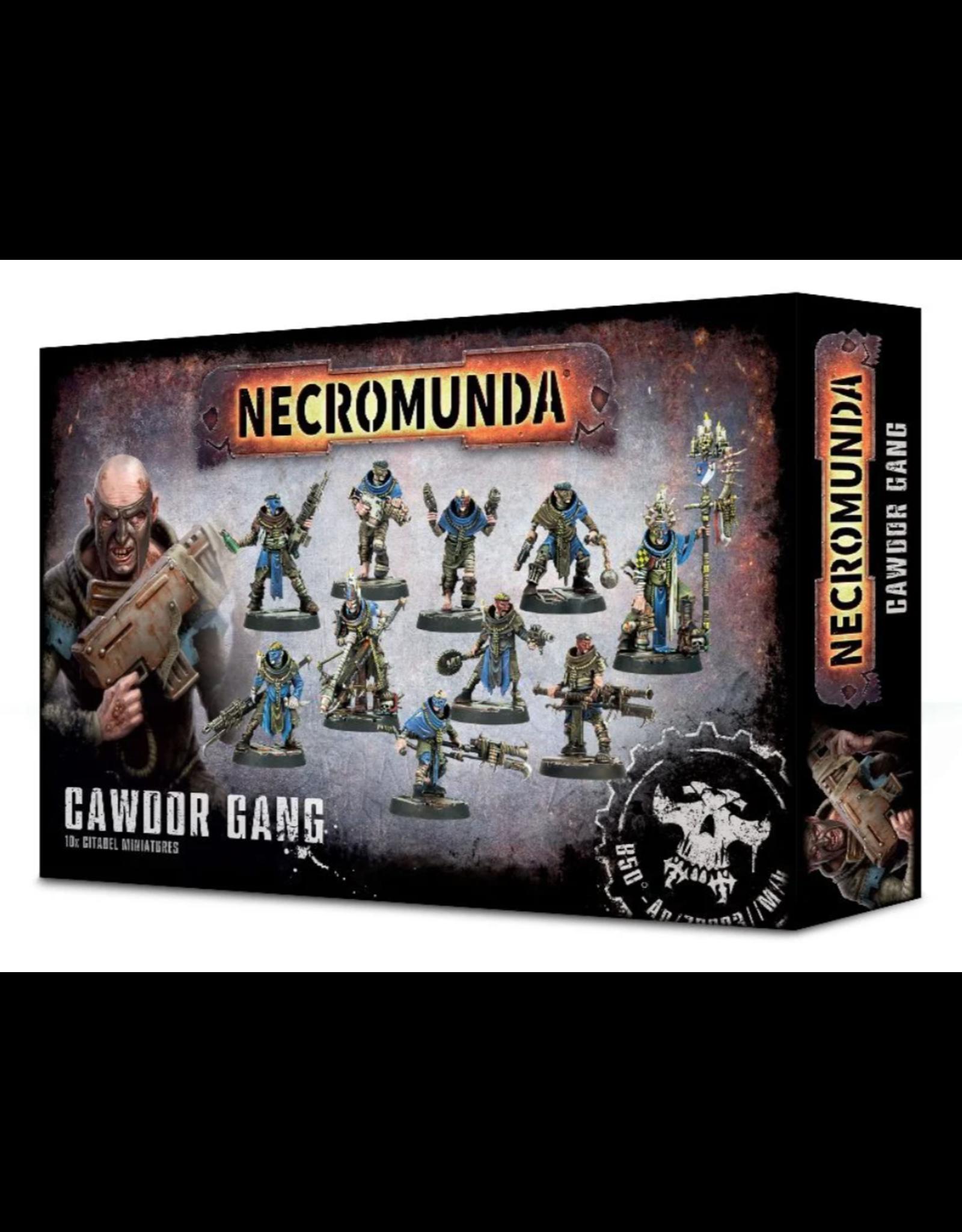 Necromunda Necromunda: House Cawdor Gang