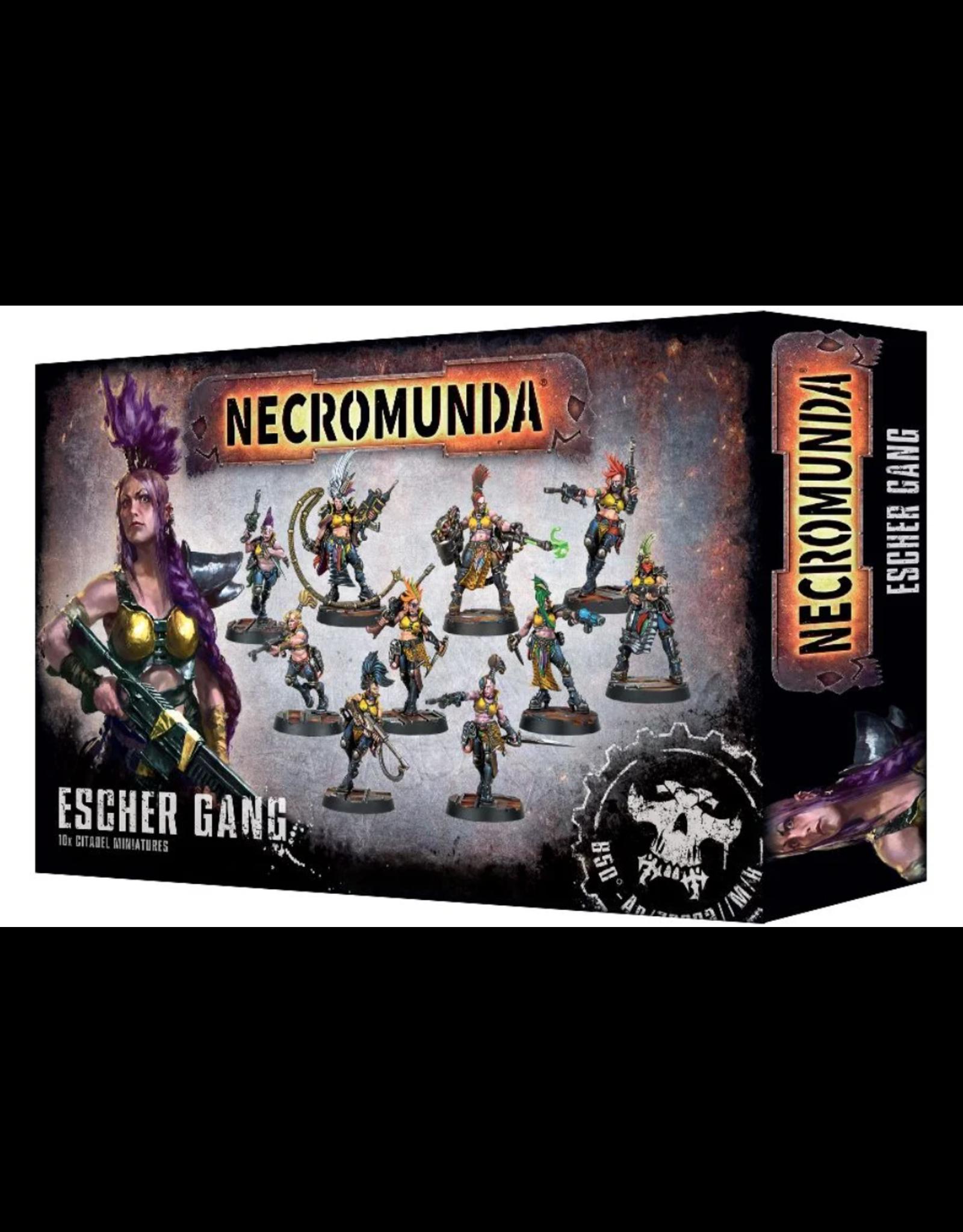 Necromunda Necromunda: Escher Gang