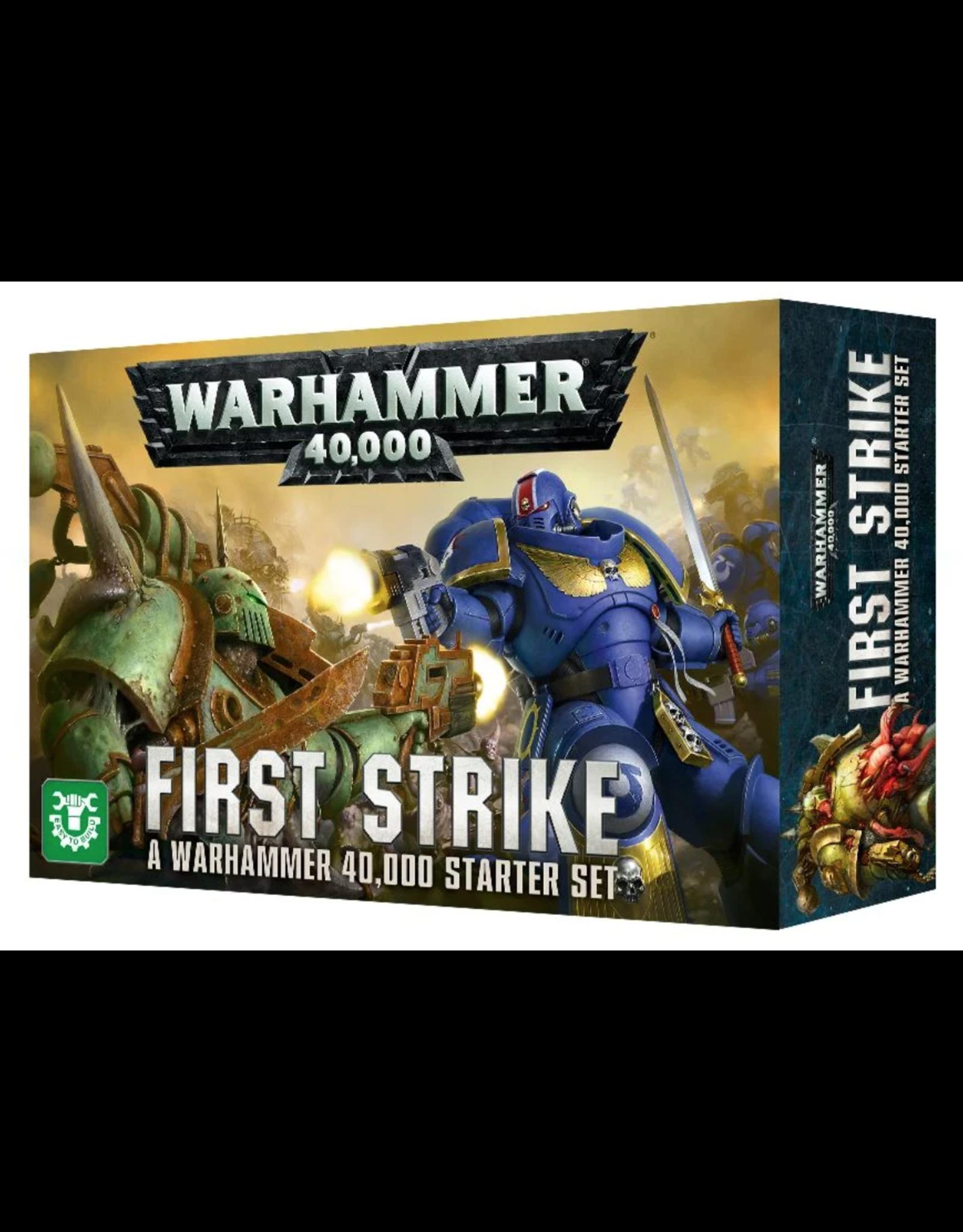 Warhammer 40K Warhammer 40K: First Strike